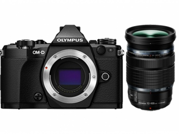 Olympus OM-D E-M5 Mark II + ED 12-100mm f/4 IS PRO KIT
