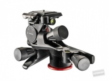 Manfrotto MHXPRO-3WG XPRO Geared 3D fej