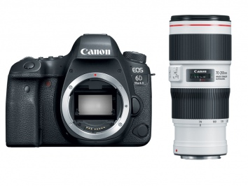 Canon EOS 6D Mark II + EF 70-200 f/4L IS II USM