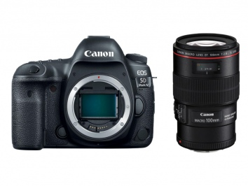 Canon EOS 5D Mark IV + EF 100mm F/2.8L IS USM Macro