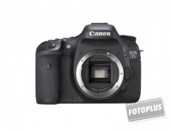 Canon EOS 7D Mark II + W-E1 Wi-Fi adapter