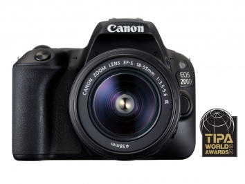 Canon EOS 200D + 18-55mm DC III KIT