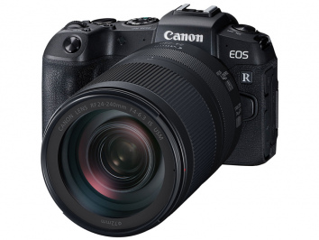 Canon EOS RP + 24-240mm f/4-6,3 IS USM