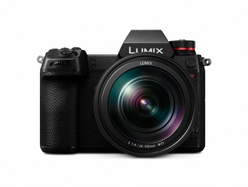 Panasonic Lumix S1R + 24-105mm F/4