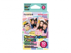 Fujifilm Instax Mini Stained Glass film