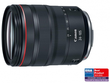 Canon RF 24-105mm f/4L IS objektív