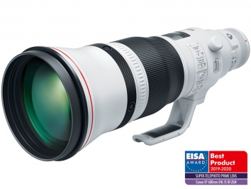 Canon EF 600mm f/4L IS III USM objektív