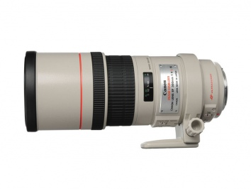 Canon EF 300mm f/4L IS USM objektív