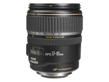 Canon EF-S 17-85mm f/4-5.6 IS USM objektív
