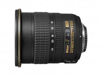 Nikon 12-24mm f/4G IF-ED AF-S DX Zoom-Nikkor objektív