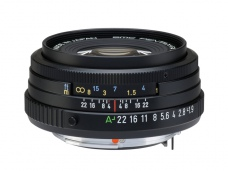 Pentax SMC FA 43mm f/1.9 Limited objektív
