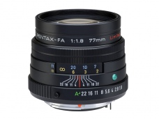 Pentax SMC FA 77mm f/1.8 Limited objektív