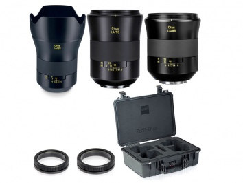 Zeiss Otus ZE lens bundle