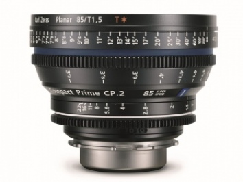 Zeiss Compact Prime Super Speed CP.2 85mm/T1.5 objektív