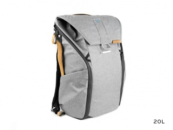 Peak Design Everyday Backpack 20L világosszürke hátizsák
