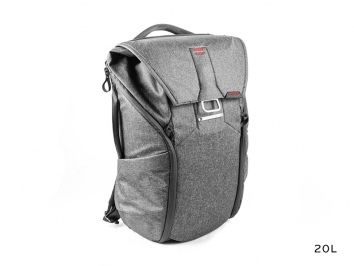 Peak Design Everyday Backpack 20L sötétszürke hátizsák