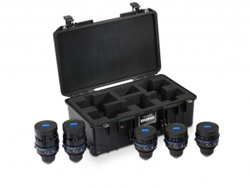 Zeiss Transport Case for Compact Prime CP.3 System (5)