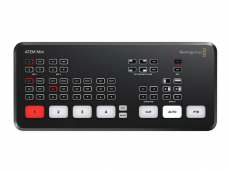 BlackMagic Design Atem Mini HDMI mixer