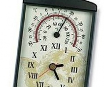Thermometers and Barometers